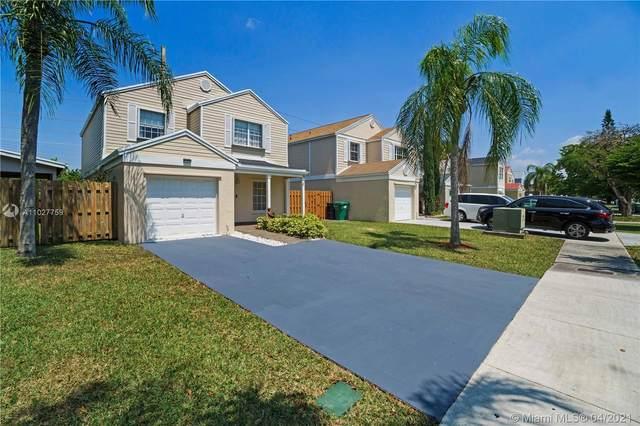 14674 SW 128th Court Rd, Miami, FL 33186 (MLS #A11027759) :: Compass FL LLC