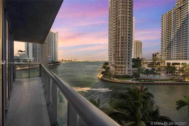 465 Brickell Ave #601, Miami, FL 33131 (MLS #A11027861) :: Team Citron