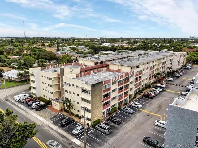 215 SE 3rd Ave 302D, Hallandale Beach, FL 33009 (MLS #A11028076) :: Dalton Wade Real Estate Group