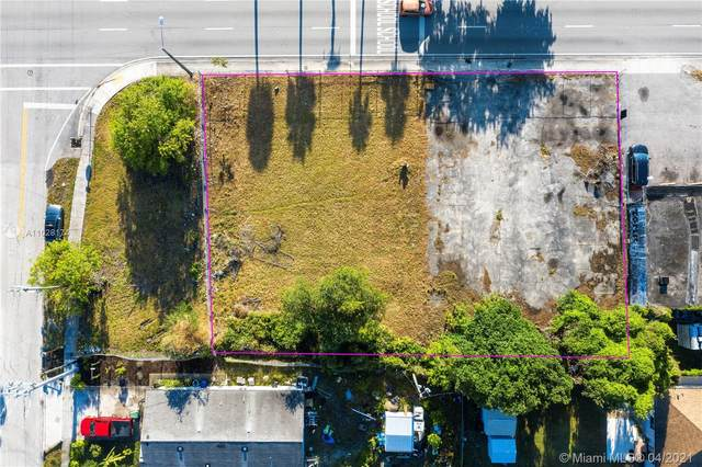 5712 NW 22nd Ave, Miami, FL 33142 (MLS #A11028174) :: The Teri Arbogast Team at Keller Williams Partners SW