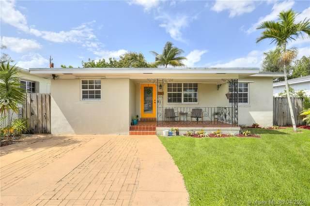 285 NE 110th Ter, Miami, FL 33161 (#A11028214) :: Posh Properties