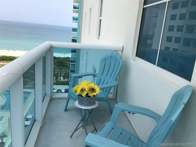 9201 Collins Ave #921, Surfside, FL 33154 (MLS #A11028243) :: The Riley Smith Group