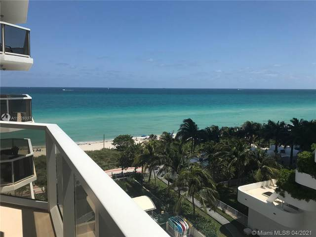 6423 Collins Ave #704, Miami Beach, FL 33141 (MLS #A11028337) :: Team Citron