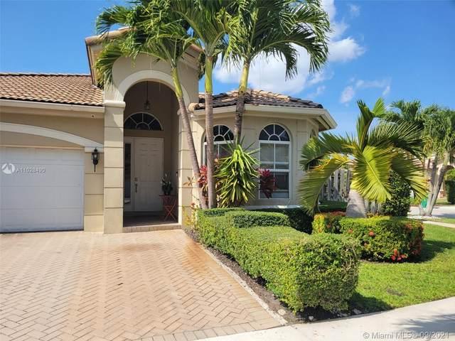 11141 NW 77th Ter, Doral, FL 33178 (MLS #A11028490) :: All Florida Home Team