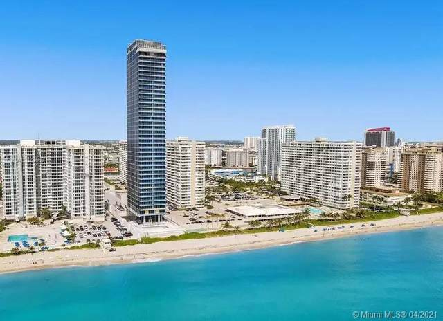 1950 S Ocean Dr 2L, Hallandale Beach, FL 33009 (MLS #A11028569) :: The Howland Group