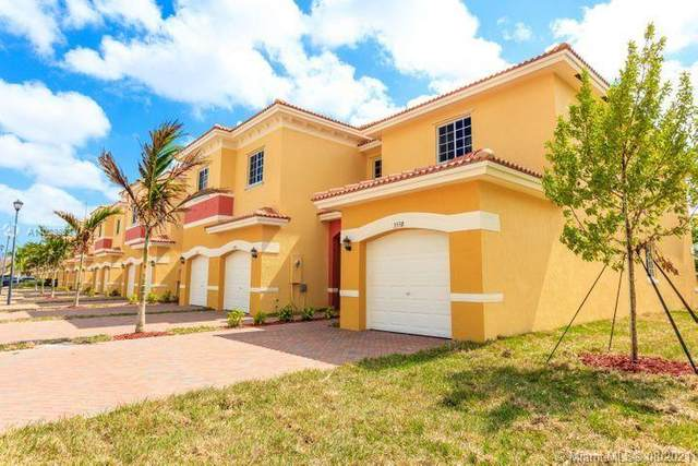 3628 NW 29th Pl, Lauderdale Lakes, FL 33311 (MLS #A11028893) :: Castelli Real Estate Services