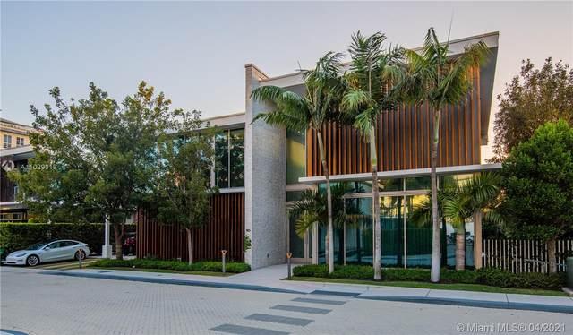 110 Reef Ln #10, Key Biscayne, FL 33149 (#A11029018) :: Posh Properties