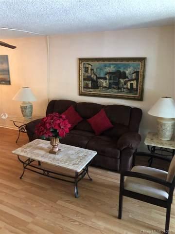 901 Colony Point Cir #221, Pembroke Pines, FL 33026 (MLS #A11029090) :: Castelli Real Estate Services
