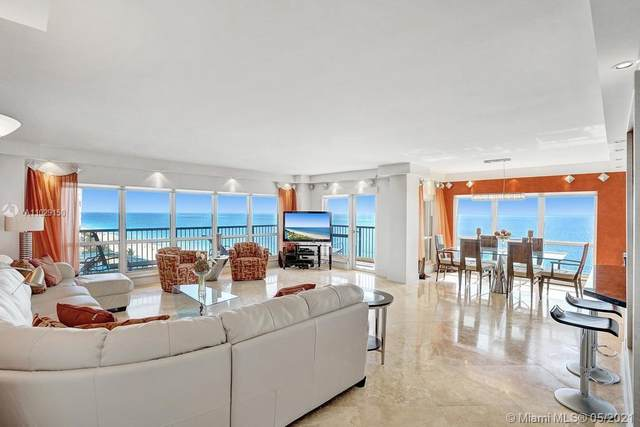 1800 S Ocean Blvd #1105, Lauderdale By The Sea, FL 33062 (MLS #A11029150) :: The Howland Group