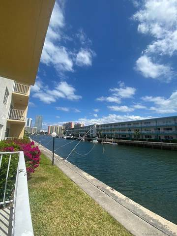 3944 NE 167th St #107, North Miami Beach, FL 33160 (MLS #A11029249) :: The Howland Group