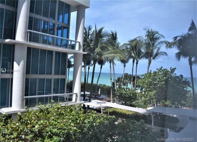 6801 Collins Ave #209, Miami Beach, FL 33141 (MLS #A11029363) :: Compass FL LLC