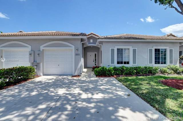 1018 SW 42nd Terrace, Deerfield Beach, FL 33442 (MLS #A11029490) :: Carole Smith Real Estate Team