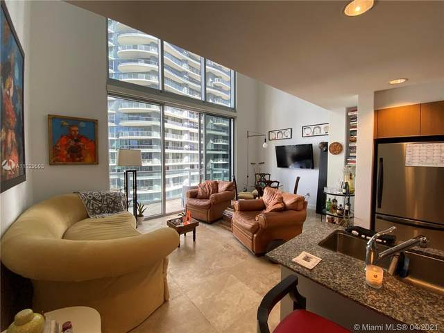 1050 Brickell Ave #2416, Miami, FL 33131 (MLS #A11029508) :: The Teri Arbogast Team at Keller Williams Partners SW