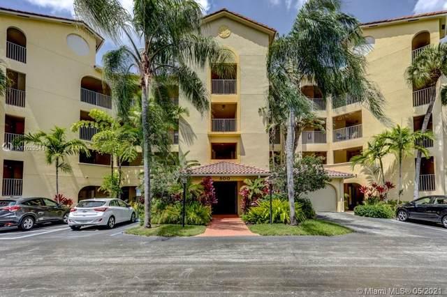 500 Uno Lago Drive #102, Juno Beach, FL 33408 (MLS #A11029541) :: Carole Smith Real Estate Team