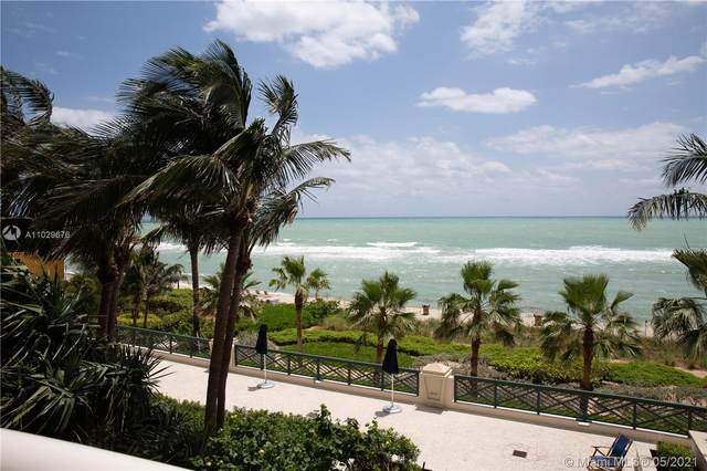 16051 Collins Ave #404, Sunny Isles Beach, FL 33160 (MLS #A11029676) :: The Teri Arbogast Team at Keller Williams Partners SW