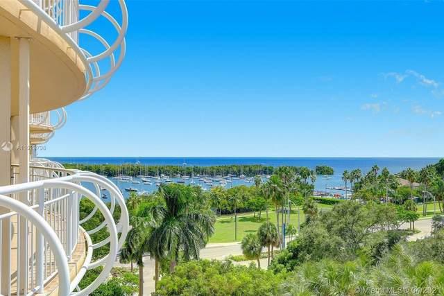 2843 S Bayshore Dr 7A, Miami, FL 33133 (MLS #A11029796) :: Compass FL LLC