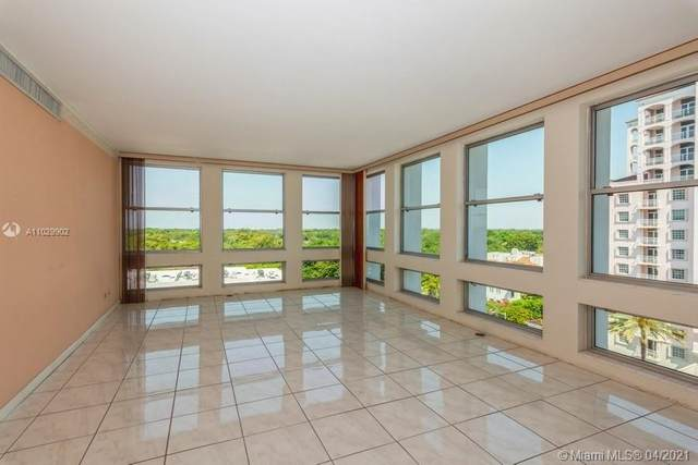 700 Biltmore Way #810, Coral Gables, FL 33134 (MLS #A11029902) :: Team Citron