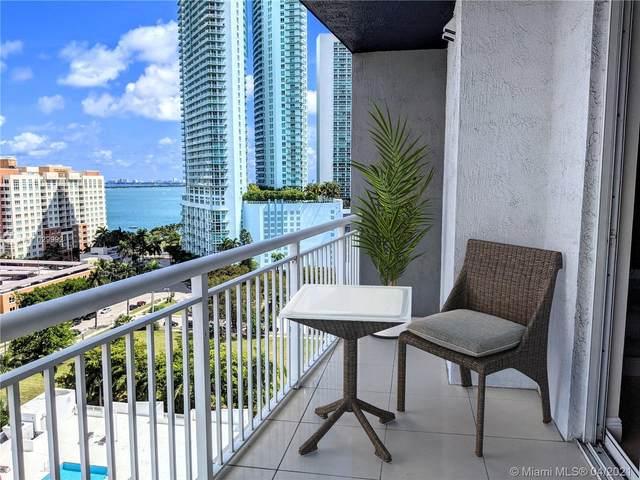 275 NE 18th St #1602, Miami, FL 33132 (MLS #A11029992) :: GK Realty Group LLC