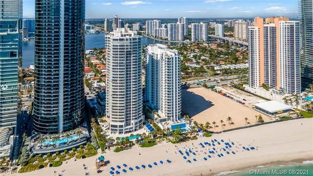18683 Collins Ave #1509, Sunny Isles Beach, FL 33160 (MLS #A11030111) :: Castelli Real Estate Services