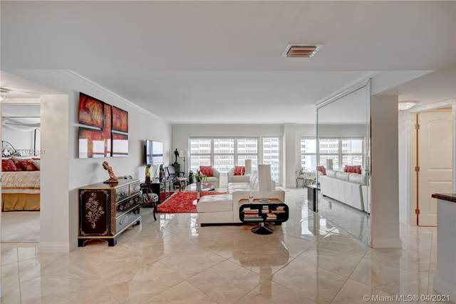 3900 Galt Ocean Dr #716, Fort Lauderdale, FL 33308 (MLS #A11030151) :: The Riley Smith Group