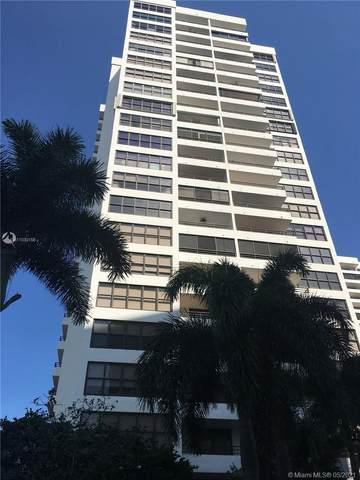 2500 Parkview Dr #1108, Hallandale Beach, FL 33009 (#A11030156) :: Posh Properties