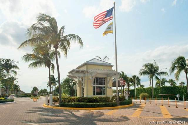 125 Normandy C #1, Delray Beach, FL 33484 (MLS #A11030384) :: The Rose Harris Group