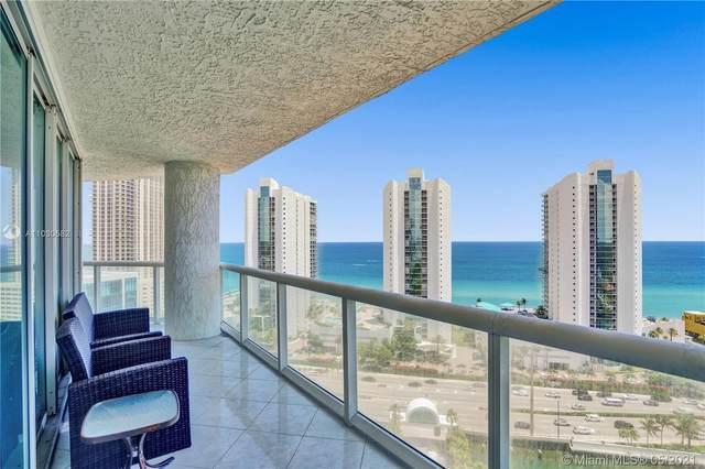16400 Collins Ave #2142, Sunny Isles Beach, FL 33160 (MLS #A11030582) :: GK Realty Group LLC