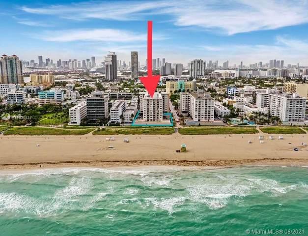 345 Ocean Dr #511, Miami Beach, FL 33139 (MLS #A11030812) :: GK Realty Group LLC