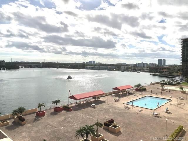 250 174th St #704, Sunny Isles Beach, FL 33160 (#A11030813) :: Dalton Wade