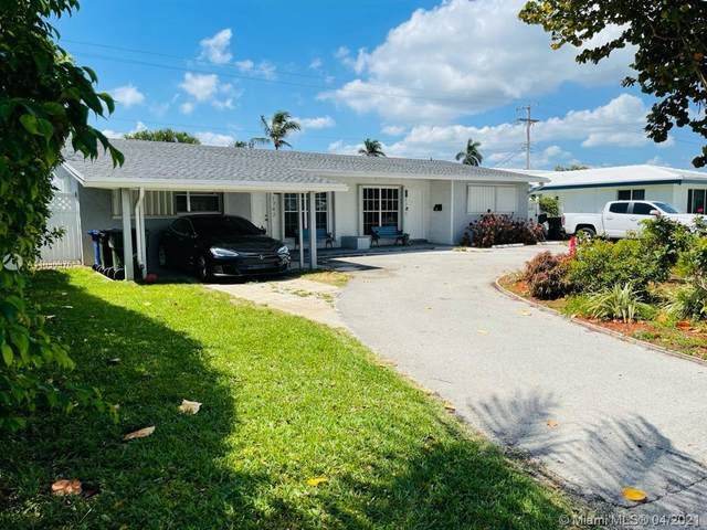 1740 NE 56th St, Fort Lauderdale, FL 33334 (MLS #A11030976) :: The Jack Coden Group