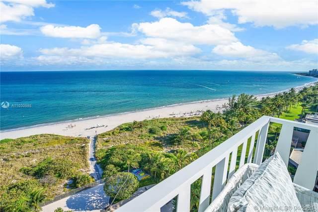 200 Ocean Lane Dr Pa2/4, Key Biscayne, FL 33149 (MLS #A11030985) :: KBiscayne Realty