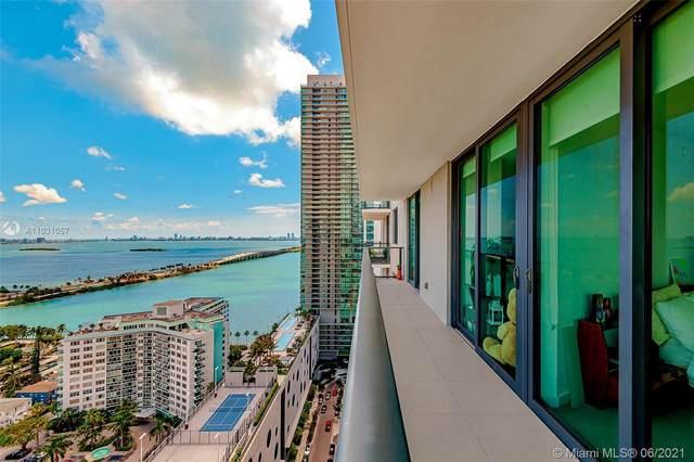 501 NE 31st St #2310, Miami, FL 33137 (MLS #A11031057) :: Carole Smith Real Estate Team