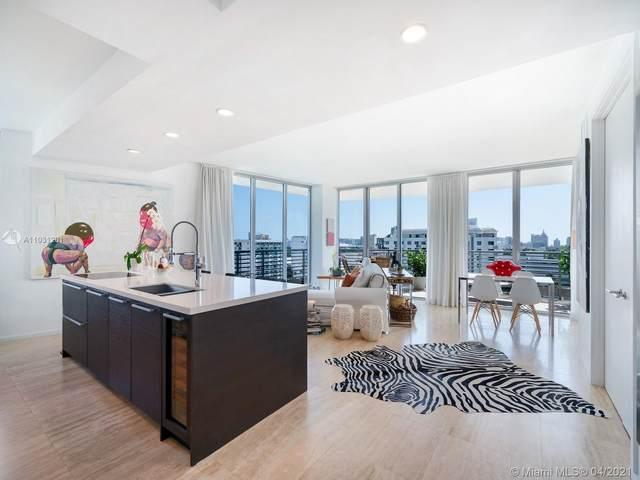 1445 16th St Lp-5, Miami Beach, FL 33139 (MLS #A11031201) :: Berkshire Hathaway HomeServices EWM Realty