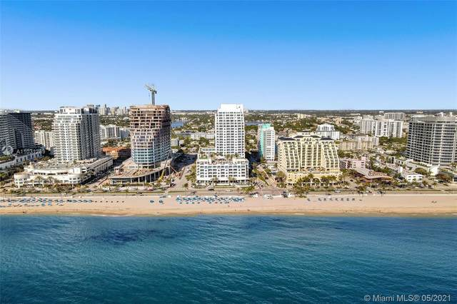 551 N Fort Lauderdale Beach Blvd H1501, Fort Lauderdale, FL 33304 (MLS #A11031289) :: The Riley Smith Group