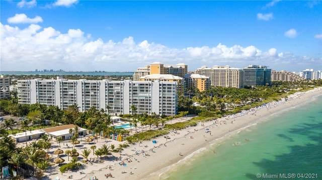 605 Ocean Dr 6M, Key Biscayne, FL 33149 (MLS #A11031291) :: Carole Smith Real Estate Team