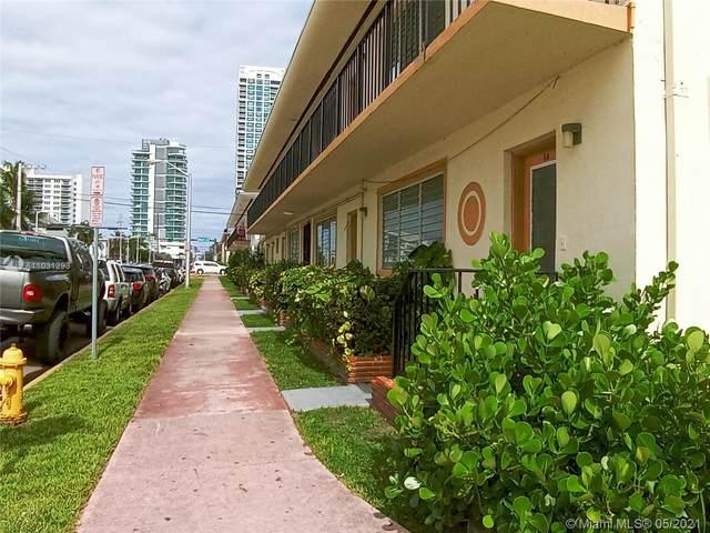6895 Byron Ave #110, Miami Beach, FL 33141 (MLS #A11031293) :: The Howland Group