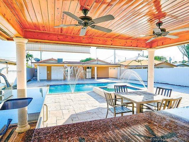 411 Northwest Blvd, Miami, FL 33126 (MLS #A11031306) :: GK Realty Group LLC