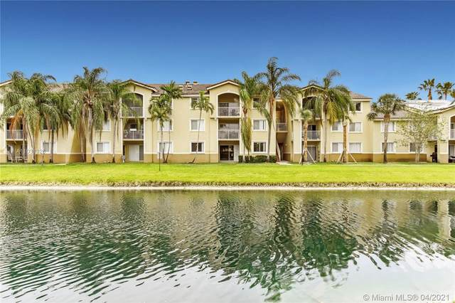 2600 S University Dr #126, Davie, FL 33328 (MLS #A11031326) :: The Howland Group