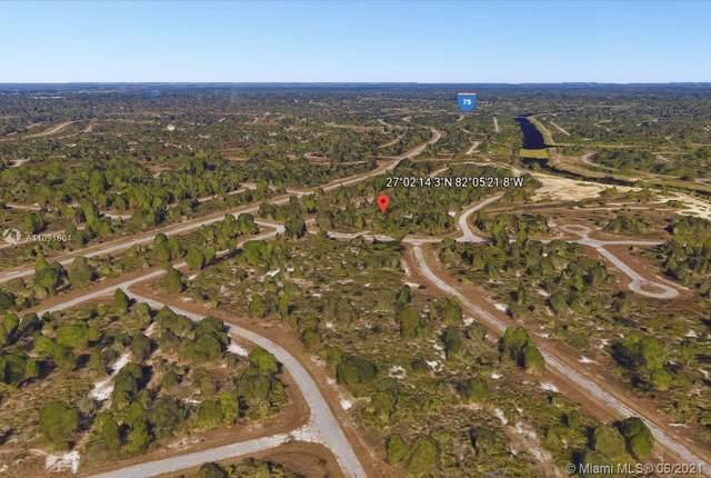 26 Barnsdale Cir, North Port, FL 34288 (MLS #A11031604) :: Prestige Realty Group