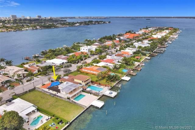 1171 Stillwater Dr, Miami Beach, FL 33141 (MLS #A11031680) :: GK Realty Group LLC