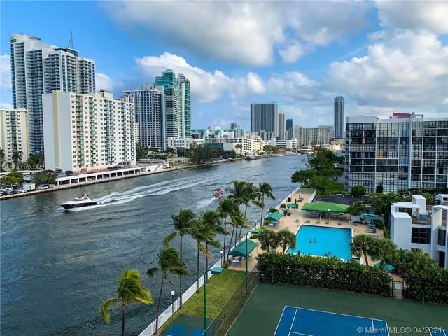 1000 Parkview Dr #820, Hallandale Beach, FL 33009 (MLS #A11031842) :: GK Realty Group LLC