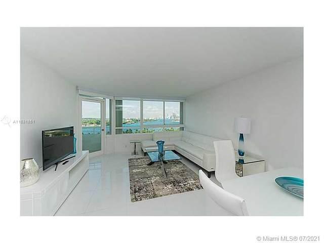 400 S Pointe Dr #1007, Miami Beach, FL 33139 (MLS #A11031851) :: GK Realty Group LLC