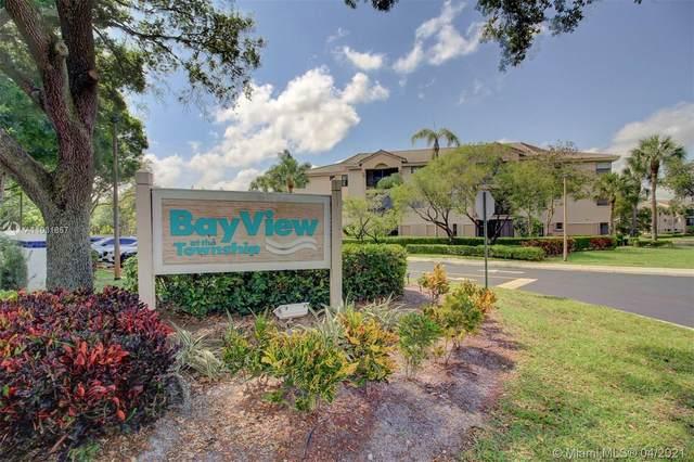 4111 Coral Tree Cir #225, Coconut Creek, FL 33073 (MLS #A11031857) :: Compass FL LLC