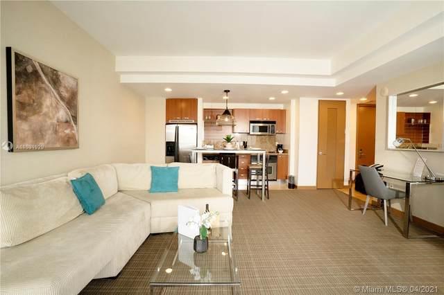 1395 Brickell Ave #3114, Miami, FL 33131 (MLS #A11031929) :: The Teri Arbogast Team at Keller Williams Partners SW