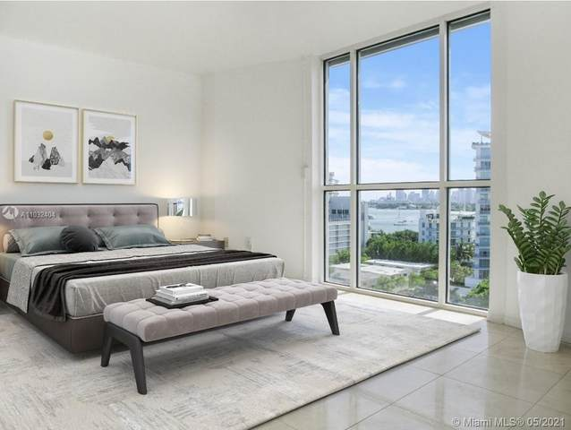 1621 Bay Rd #1008, Miami Beach, FL 33139 (MLS #A11032404) :: Prestige Realty Group