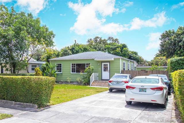 240 Carlisle Dr, Miami Springs, FL 33166 (MLS #A11032423) :: The Riley Smith Group