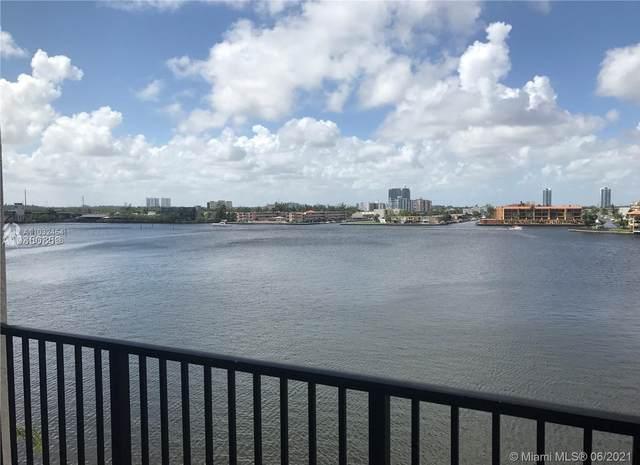 17150 N Bay Rd #2504, Sunny Isles Beach, FL 33160 (MLS #A11032454) :: The Howland Group