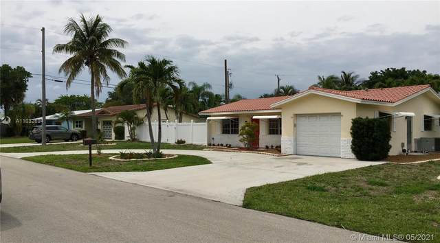 499 NE 46th St, Boca Raton, FL 33431 (#A11032694) :: Posh Properties