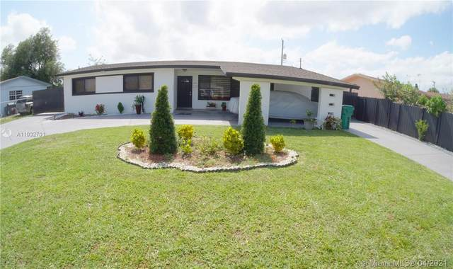 18012 NW 47th Pl, Miami Gardens, FL 33055 (MLS #A11032701) :: The Riley Smith Group