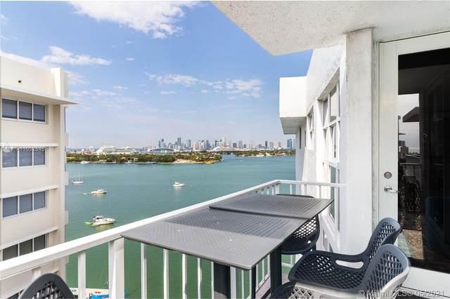 1228 West Ave #1515, Miami Beach, FL 33139 (MLS #A11032845) :: Prestige Realty Group